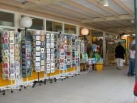 souvenirwinkeltje Klein Vaarwater
